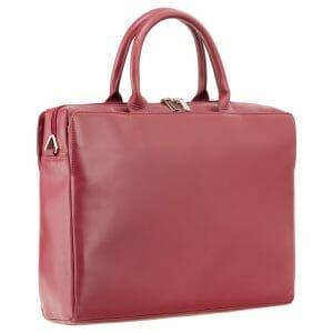 Visconti Leather 13 inch Laptop Briefcase Shoulder Handbag 18427