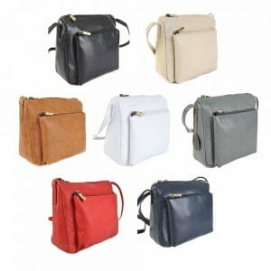 Gigi Othello Small Leather Handbag 16267