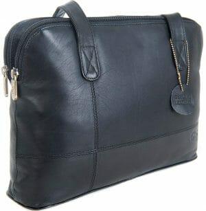 Gigi Othello Leather Shoulder Bag 16271