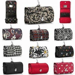 Reisenthel Travel Wrap Cosmetic Hanging Toiletry / Make Up Bag