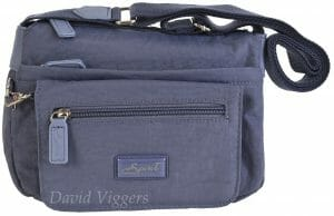 Spirit Lightweight Crossbody Multi Section Bag 1651
