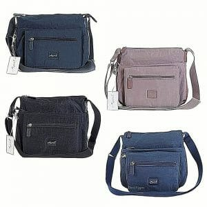 Spirit Lightweight Travel Crossbody Handbag 1651L