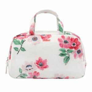 Cath Kidston Wash Bag Handle Anenome Bouquet
