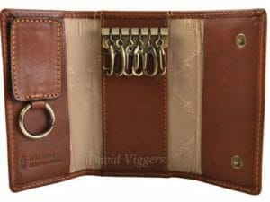 Gianni Conti Fine Leather Key Case Wallet 919707
