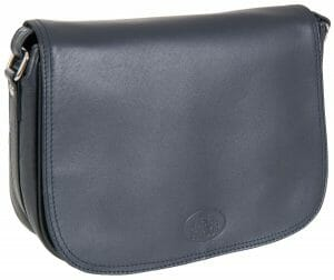 Rowallan Leather Small  Saddle Bag 31-9762
