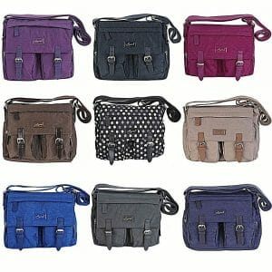 Spirit lightweight satchel crossbody handbag 9886