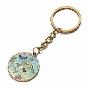 DV Fashions Bug Art Key Ring Gift Boxed DV14