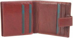 Primehide Real Leather Gents Wallet 4003
