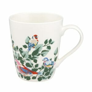 Cath Kidston Stanley Mug Birds In Tree Off White 820714