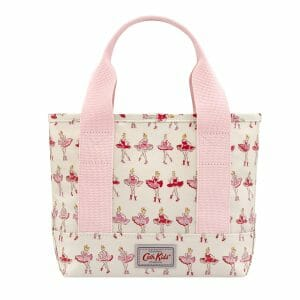 Cath Kidston Kids Mini Bag Ballerina Stripe Oyster Shell 833677