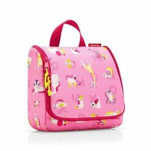 Reisenthel Toiletbag Kids abc Friends Pink