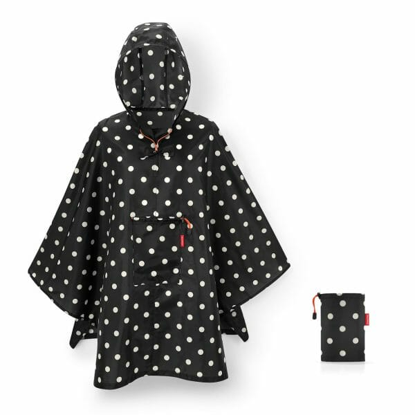 b97d7d04f66 Reisenthel Mini Maxi Fold-Up Raincoat (poncho) One Size Fits All ...