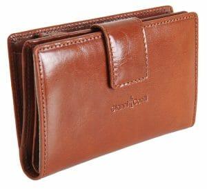 Gianni Conti Fine Italian Medium 16 Card Purse Wallet 908046
