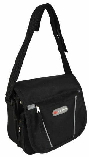 DV Fashions Metro Canvas 5 Sectioned Crossbody Shoulder Bag DV173