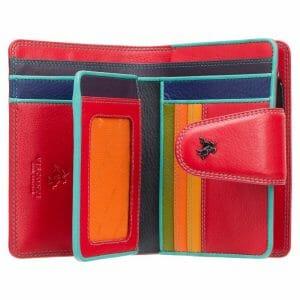 Visconti Womens Medium RFID Leather Purse SP31